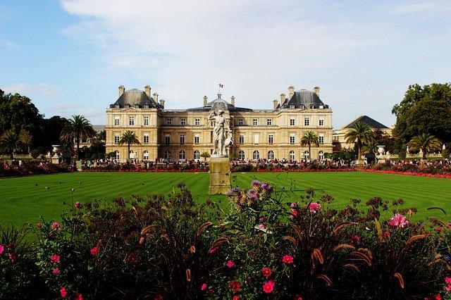 zámek v Lucembursku