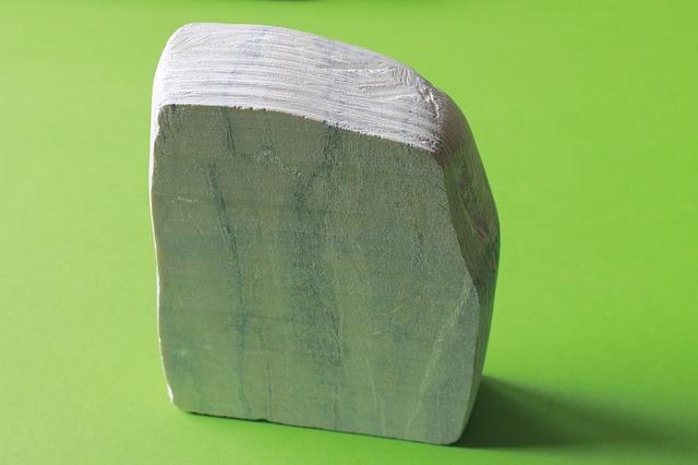 placatý kámen