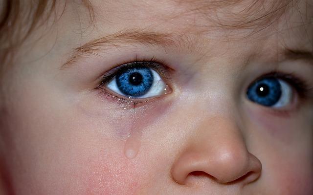 dětský oči