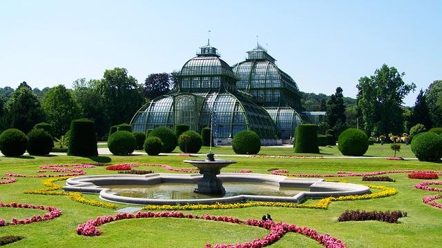 park a skleníky