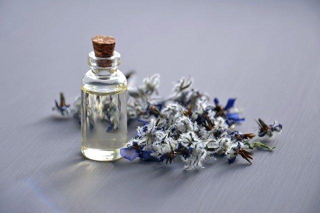 kosmetický olejíček