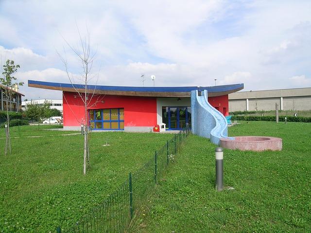 budova mateřské školy