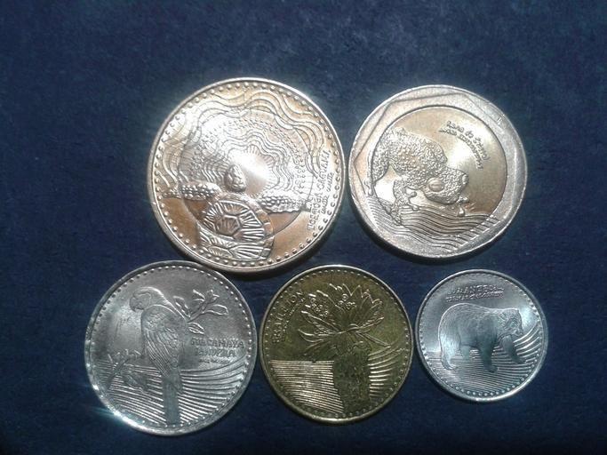 mince Kolumbie