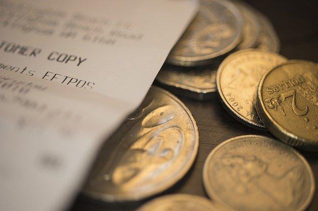 mince a účet