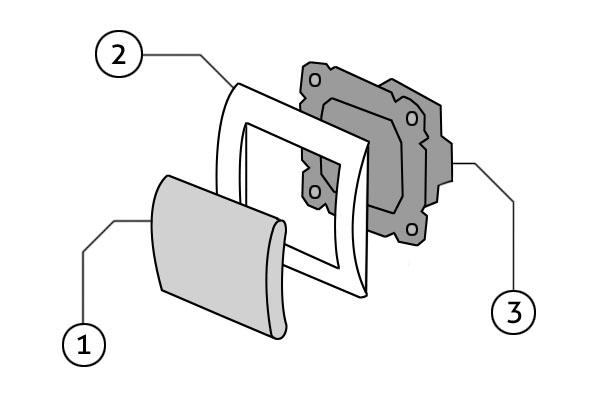 mechanismus vypínače