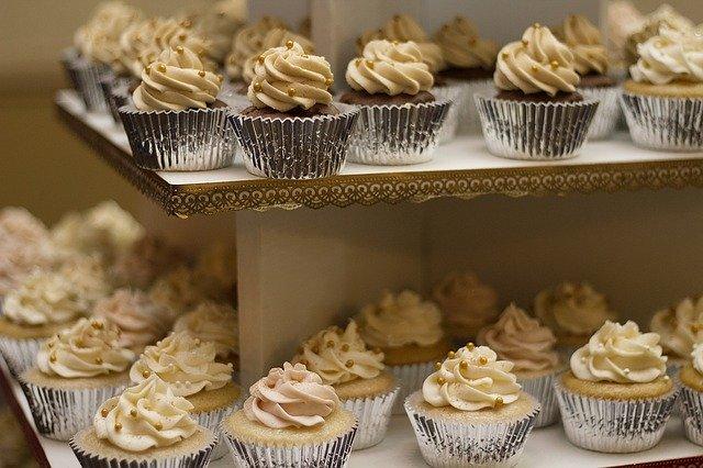 cupcake, malé mufiny